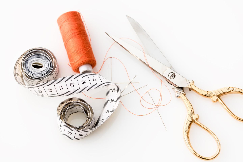 fabric-scissors-needle-needles-461035